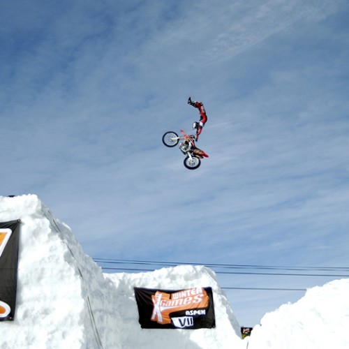 Winter X Games, Aspen, Colorado