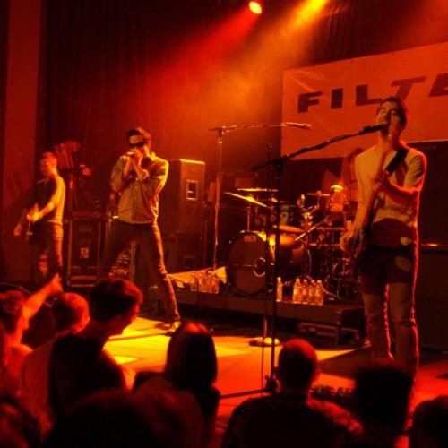 Filter at Ogden Theatre, Denver, Colorado