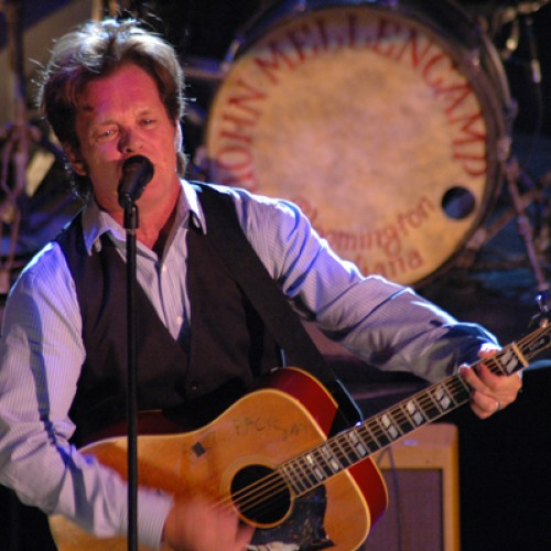 John Mellencamp at Red Rocks Ampitheatre in Morrison, CO.