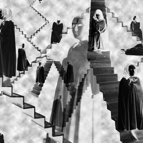 Stairs (white)