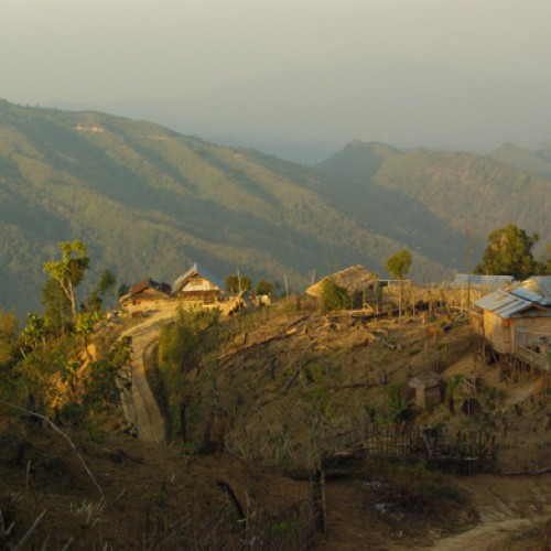 Yimjenkimong Village, Nagaland, India
