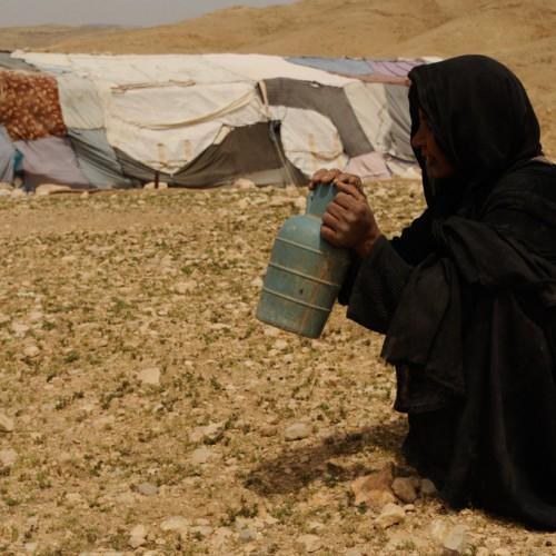 Bedouins - Near Mount Nebo, Jordan
