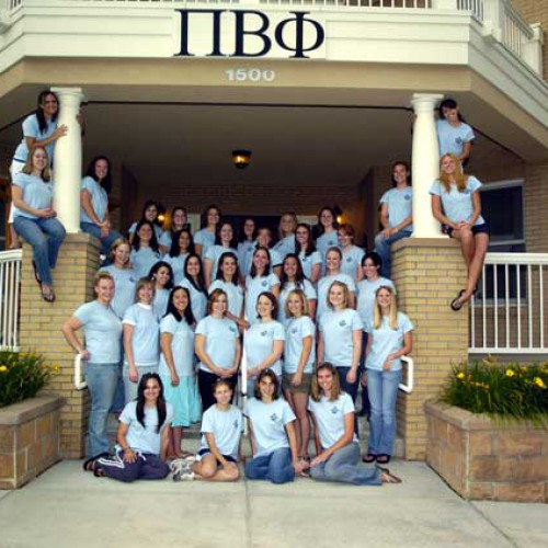 Groups, Events, Sororities, Fraternities