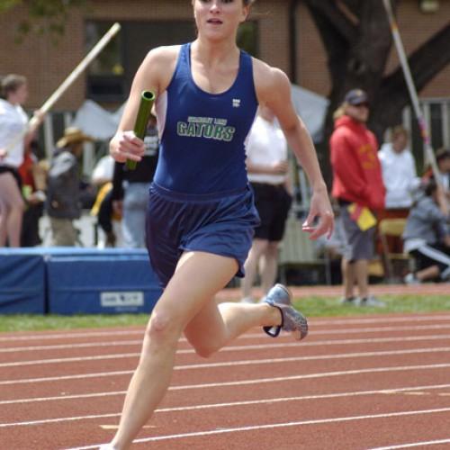 Track & Field - 100m