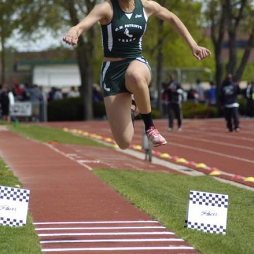 Track & Field - Triple Jump