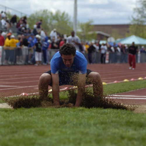 Track & Field - Long Jump